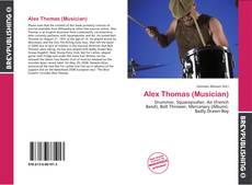 Copertina di Alex Thomas (Musician)