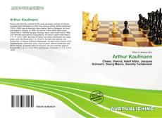 Arthur Kaufmann的封面