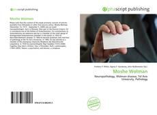Moshe Wolman kitap kapağı