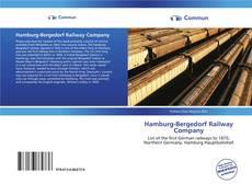 Buchcover von Hamburg-Bergedorf Railway Company
