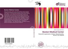 Boston Medical Center的封面