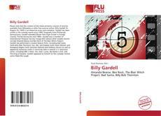 Billy Gardell kitap kapağı