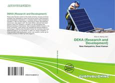 DEKA (Research and Development)的封面