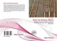 Capa do livro de Belle Vue Railway Station