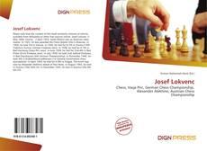 Buchcover von Josef Lokvenc