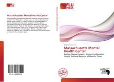Massachusetts Mental Health Center kitap kapağı
