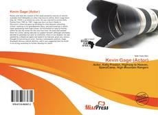 Kevin Gage (Actor)的封面