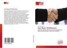 Capa do livro de Jim Ryan (Politician)