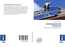 Capa do livro de Animal-powered Transport