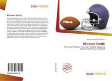 Buchcover von Khreem Smith