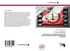 Capa do livro de Ezra Miller