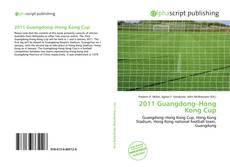 Bookcover of 2011 Guangdong–Hong Kong Cup