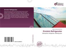 Bookcover of Einstein Refrigerator