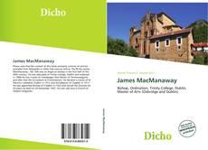 Portada del libro de James MacManaway