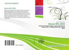 Capa do livro de Saison NFL 2003