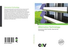 Bookcover of Alternative Technology