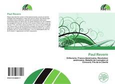 Capa do livro de Paul Revere