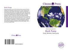Bush Pump kitap kapağı