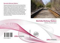 Bookcover of Barletta Railway Station