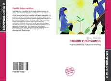 Bookcover of Health Intervention