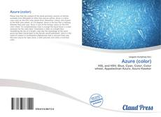 Bookcover of Azure (color)