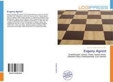 Portada del libro de Evgeny Agrest