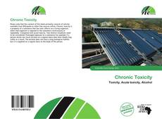 Bookcover of Chronic Toxicity