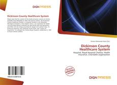 Capa do livro de Dickinson County Healthcare System