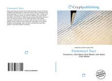 Bookcover of Emmanuel Saez