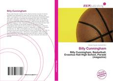 Billy Cunningham kitap kapağı