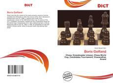 Boris Gelfand kitap kapağı