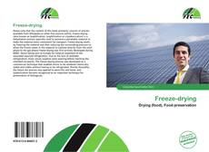 Bookcover of Freeze-drying