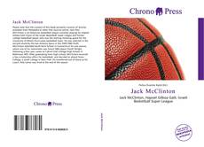 Capa do livro de Jack McClinton