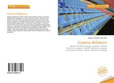Capa do livro de Cymru Alliance