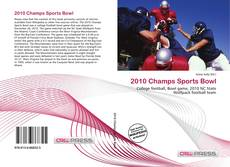 Bookcover of 2010 Champs Sports Bowl