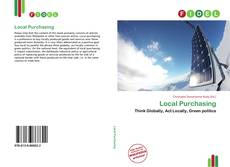 Bookcover of Local Purchasing
