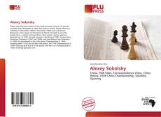 Bookcover of Alexey Sokolsky