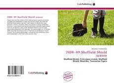 Bookcover of 2008–09 Sheffield Shield season