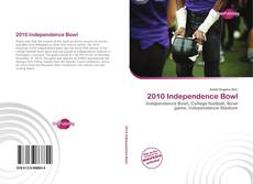 Bookcover of 2010 Independence Bowl