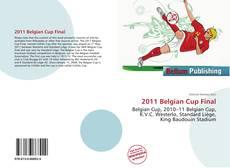 Copertina di 2011 Belgian Cup Final