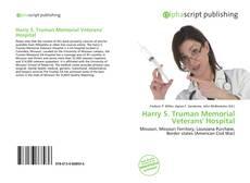 Bookcover of Harry S. Truman Memorial Veterans' Hospital