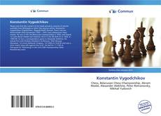 Portada del libro de Konstantin Vygodchikov