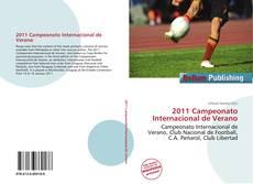 Portada del libro de 2011 Campeonato Internacional de Verano