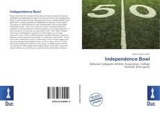 Capa do livro de Independence Bowl