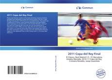 Portada del libro de 2011 Copa del Rey Final