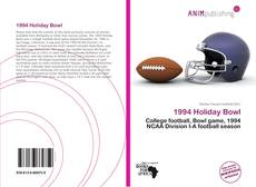 Bookcover of 1994 Holiday Bowl