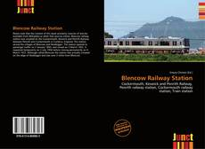 Обложка Blencow Railway Station