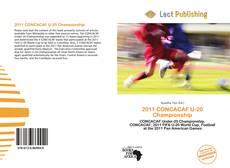 Обложка 2011 CONCACAF U-20 Championship