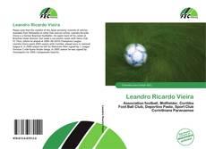Capa do livro de Leandro Ricardo Vieira