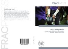 1984 Orange Bowl kitap kapağı